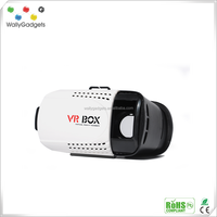 Virtual Reality Glasses 3D VR Glasses,3D Glasses Virtual Reality,3rd Generation 3D Vr Box 3.0 Version