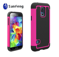 Factory with 10 years experience professional smart phone case for samsung galaxy s5 mini ballistic case