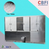 Directly Cooling Commercial Cube Ice Maker