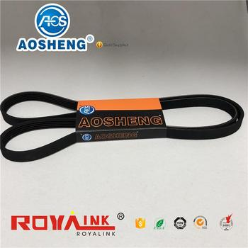 Multifunctional cuttig-side v belt Engineered Drive Belt small v-belts 9.5*715LA