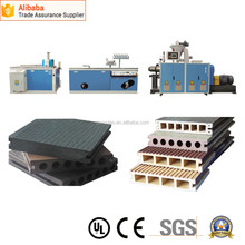 Fashionable Best-Selling pe wpc extrusion machine