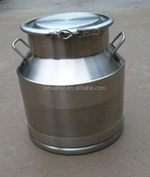 Stainless steel barrel milk drum in low cost metal stainless steel milk barrel