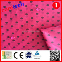 Breathable cheap waterproof fabric for clothes factory