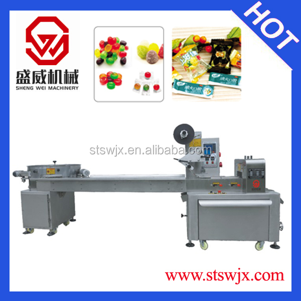 The packing machine for candy,coca cola candy ,candy packing machine