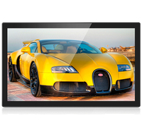 Whosale 23.8 inch digital photo frame for HD video audio display