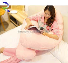 Alibaba hot selling customized Pregnant Pillow baby anti roll pillow