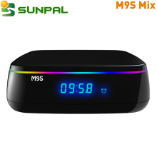 Excellent Quality Smart TV Box M9S MIX 2G/16G Android 6.0 Amlogic S912 Octa Core 4KSlim Box TV Internet
