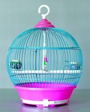 Factory directly sale Canary round Bird Cage