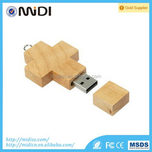 Logo Laser Printing Swivel USB memory Stick 2.0 3.0 Bulk 4gb 2gb Wood USB Flash Drives