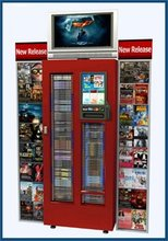 DVD Vending Machine by MovieMate