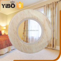 Home decor design arabic curtains in plastic curtain ring