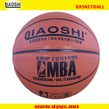 low price promotional PU official size high quality basketball