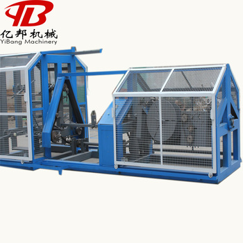 Hot selling pet/pp/pe/ polypropylene monofilament fiber extruder machine / plastic filament yarn extrusion line with low price