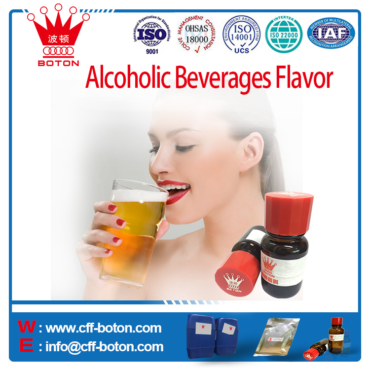 Alcoholic Beverages Flavor