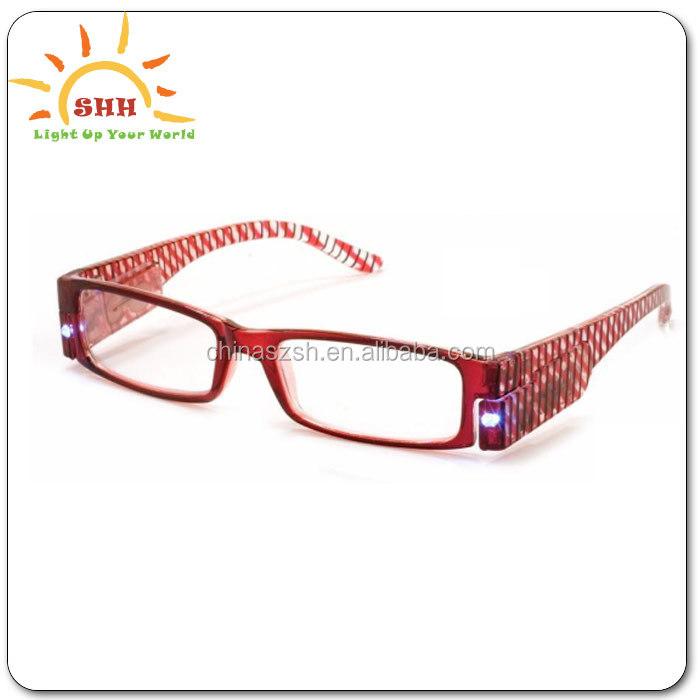 led reading glasses led reading light glasses folding led