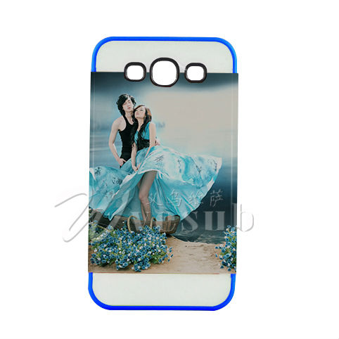 Card Insert 3D Sublimation Case for Samsung Galaxy S3 i9300