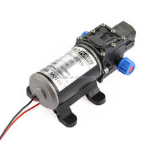 DC 12V 5.5L/min 80W Micro Diaphragm High Pressure Water Pump with Automatic Switch
