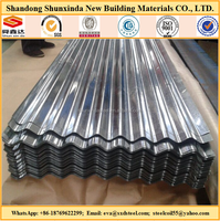 China all type color coated corrugated metal roofing sheet with all Ral color