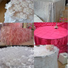 Various fancy event and wedding table cloth