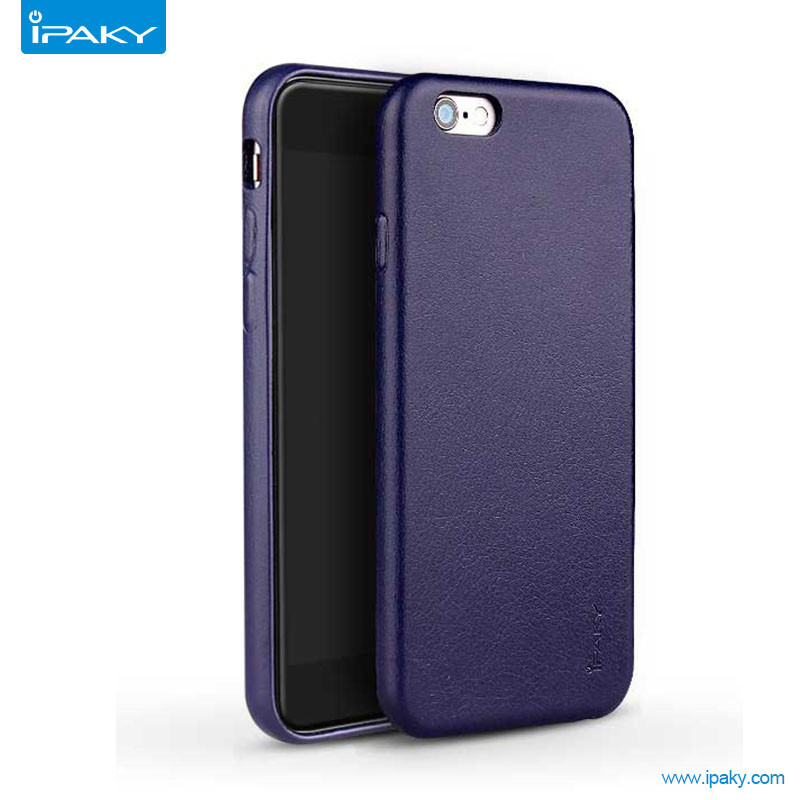 Shenzhen factory design ipaky blank universal leather mobile phone case for iphone 6