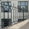 Supplying decorative wall fence for office building ZX-ZTHL008