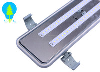 IP65 led armature lamp 50w 100lm/w IES report