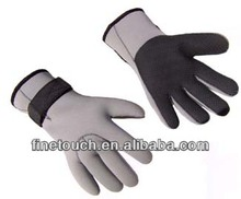 Wholesale Waterproof and windproof neoprene ski glove