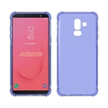 alpha design air cushion shockproof cell phone case for Samusng J8 2018 soft cover