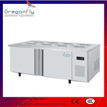 350L Stainless Steel Work Table Cooler for Kitchen Equipment
