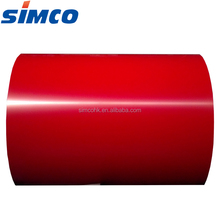 Coated standard chromate PPGI sheet metal roofing for sale