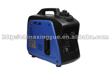 New 4-Stroke CE and EPA approved Gasoline 1kw low rpm small Generator