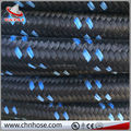 single wire braid textile covered hydraulic rubber hose SAE100 R5