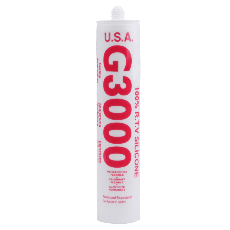 Cheap Cartridge Packed Weather Resistant G3000 Structural General Purpose Silicone Sealant