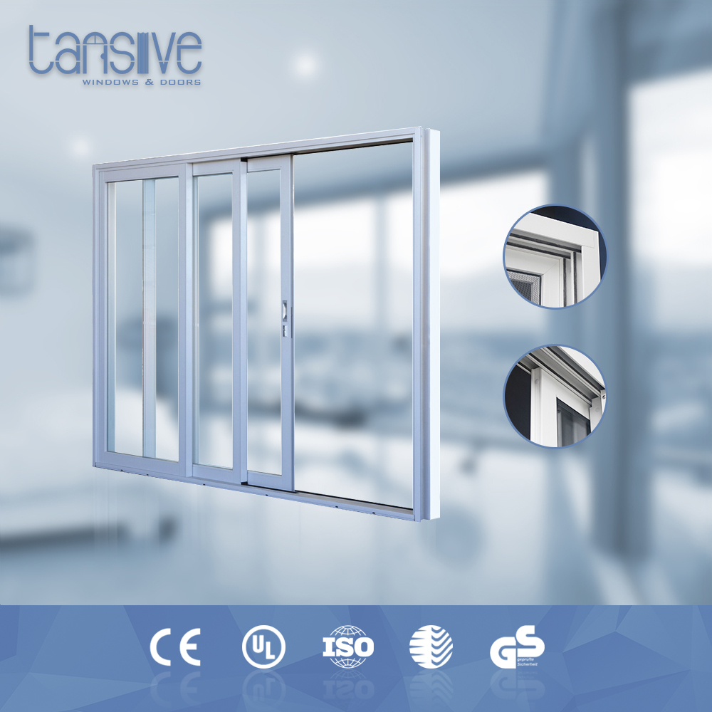 Australian standard as2047 soundproof pvc door panel
