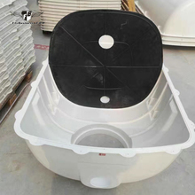 factory sale cheap assembly grp anaerobic septic tank biotech manufacturers supplier