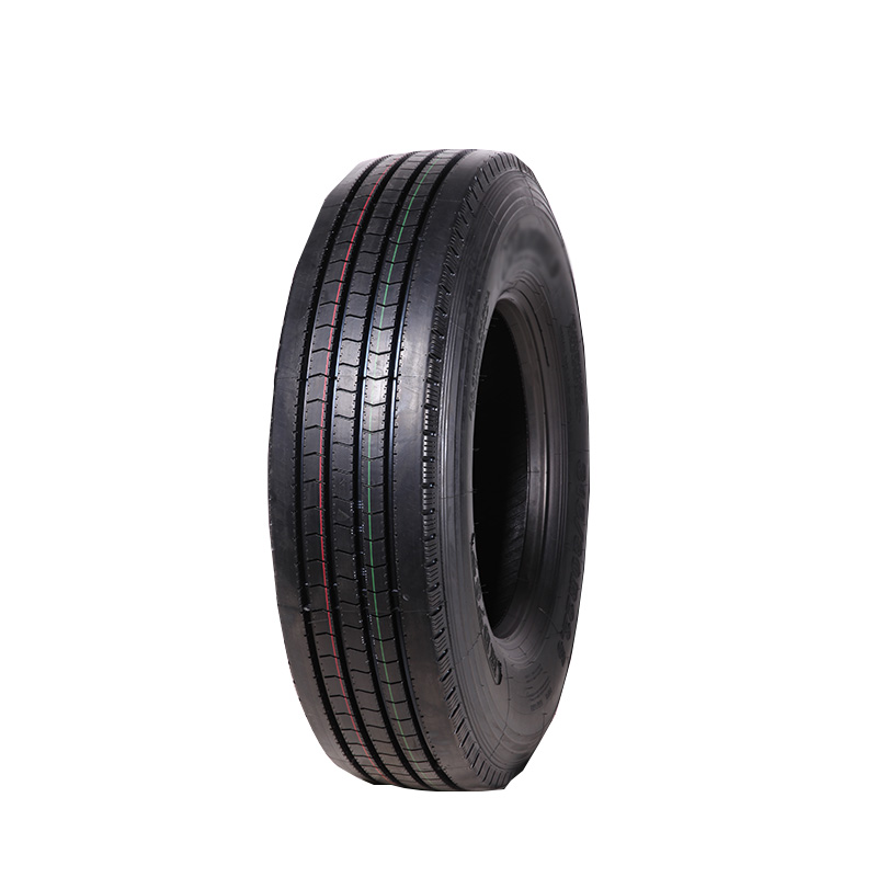 Wholesale good braking capability semi truck tire size