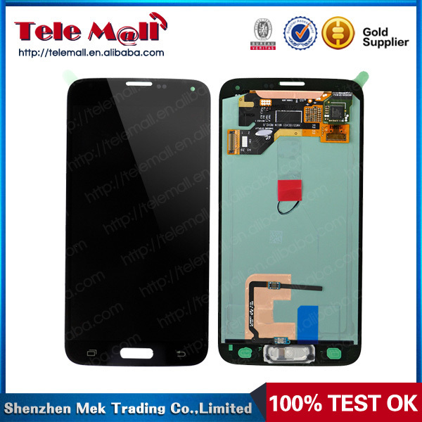 Moblie phone lcd digitizer assembly for samsung galaxy s5