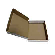Recycle custom order hardboard cheap sale packing shipping use paper boxes with simple logo