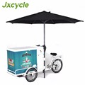 Attractive design ice cream cart tricycle for sale