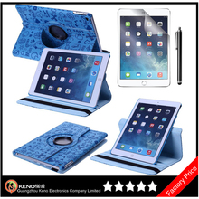"Keno Lovely Cute ""Little Witch Series "" PU Leather Multi-angle Stand Case Cover for iPad Air 2"