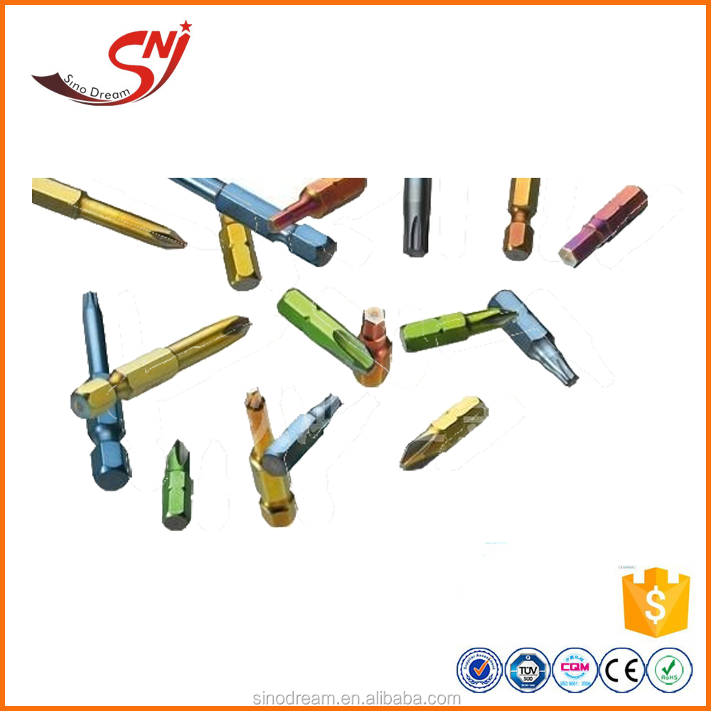 Screw driver bits high quality durable screwdriver bits for best price