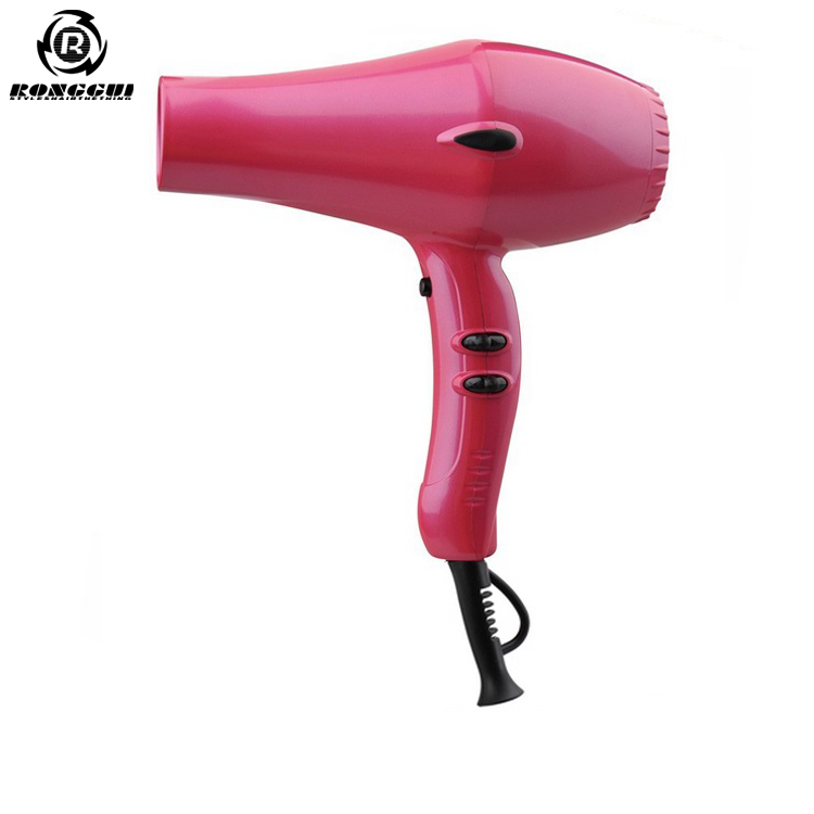 RONGGUI Alibaba Wholesale Price 220V Ionic Hotel Salon Machine Hair Dryer