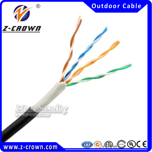 Network Cat5e UTP Outdoor Cable Ethernet