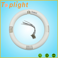 T9 300MM 30MM Circular LED Tube Light with External Power Supply led round ring light 9W