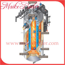2014 vertical large stock 1set could be sent nature circulation low pressure wall mounted gas boiler