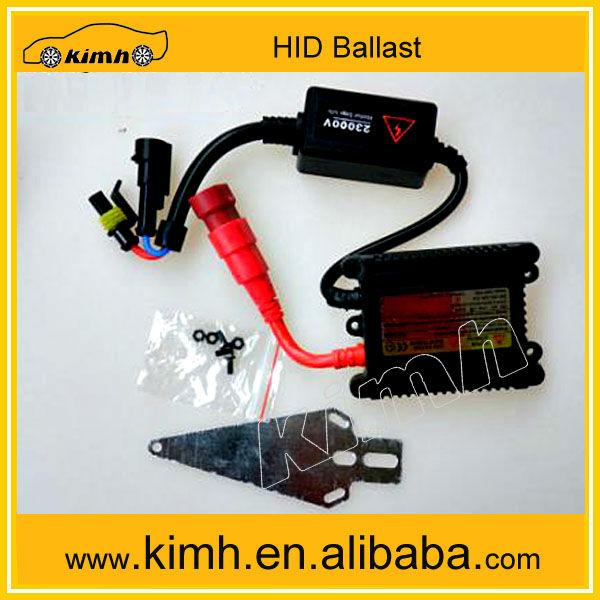 Hottest Auto Parts,Car Light AC 35W HID Ballast,hid electronic ballast