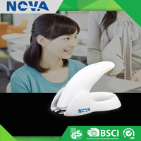 Stationery supplier ergonomic novetly plastic staple remover