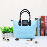 factory custom made hand bags lady in china