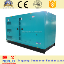 China cheapest diesel generator 320kw electric power generation 400kva generator price