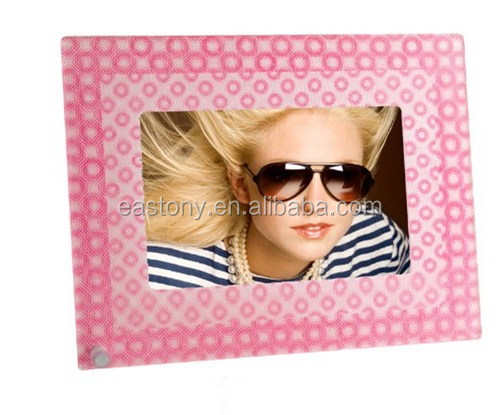 Eastony Latest Technology Innovative 3D Acrylic Photo Frame for Home Decoration and Souvenir Gifts